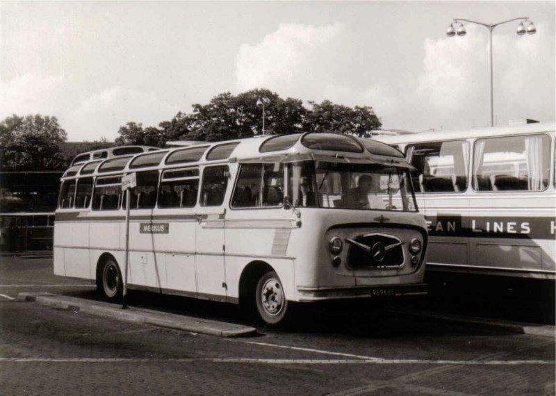 1954-59 Merkus 91 König-Mercedes Benz