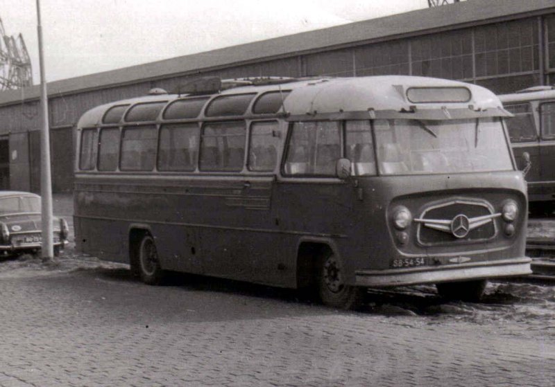 1954-59 Mill van 139 König-Mercedes Benz