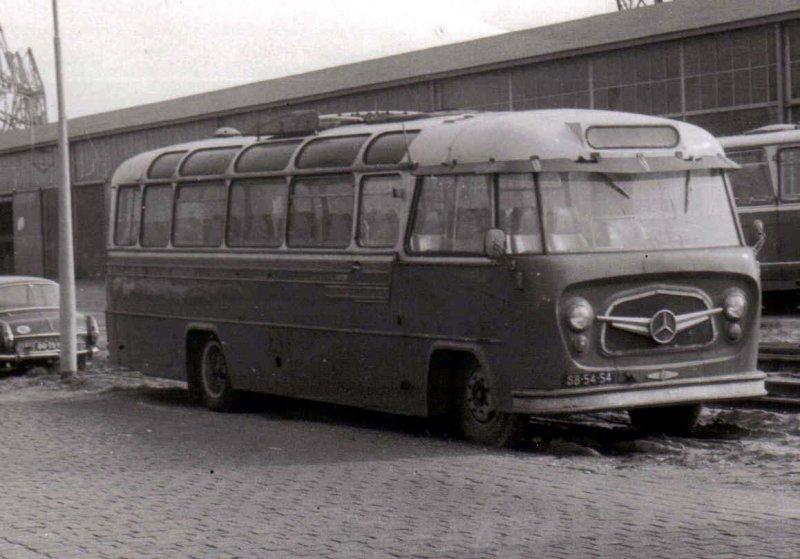 1954-59 Mill van 139 König-Mercedes Benz