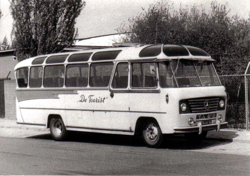1954-59 Morkhoven van 11 König-Mercedes Benz
