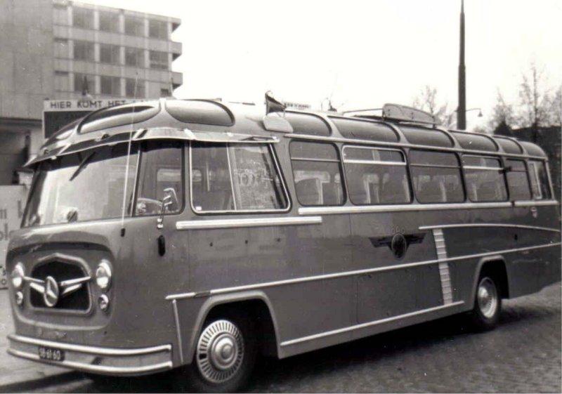 1954-59 OAD 17 König Mercedes Benz