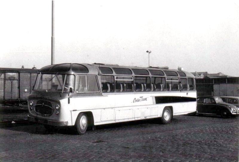 1954-59 Onze Tram 38 DAF König