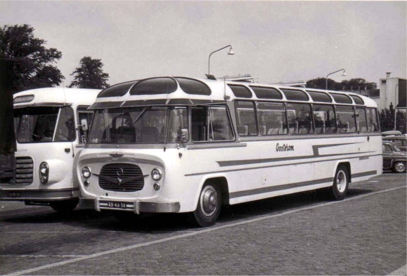 1954-59 Oosterom 26 Volvo König
