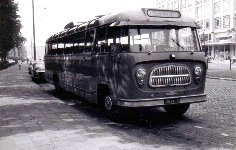 1954-59 Speedwell 101 König Volvo