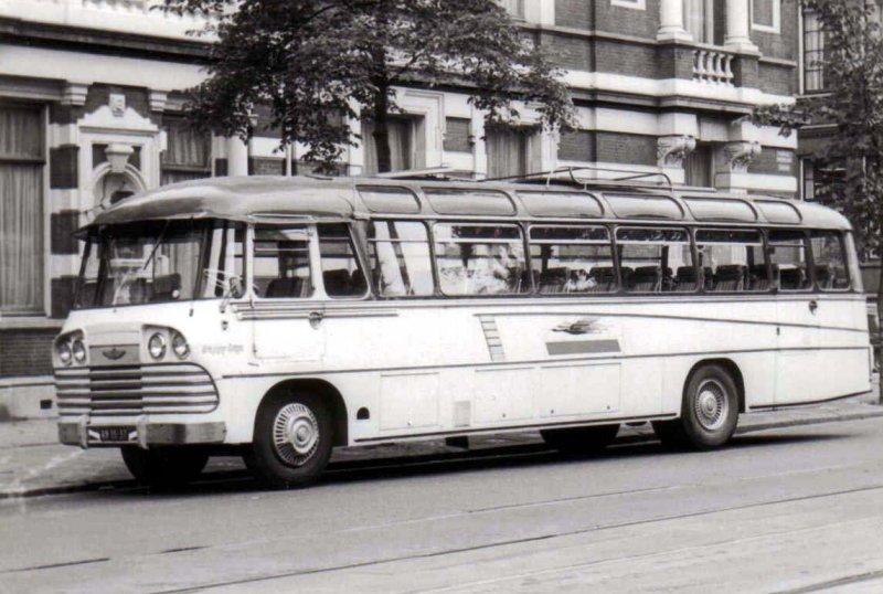 1954-59 Spijkers 27 König DAF