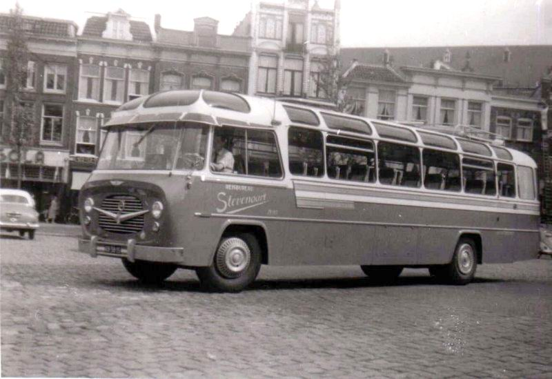 1954-59 Stevenaart 5 König Volvo
