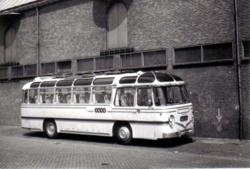 1954-59 VAVO 73 König Magirus Deutz