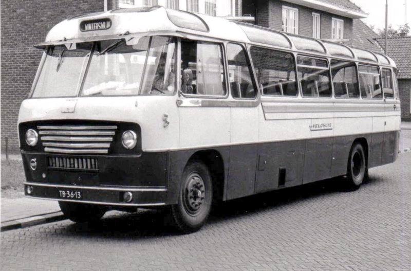 1954-59 Veldhuis 15 König Volvo