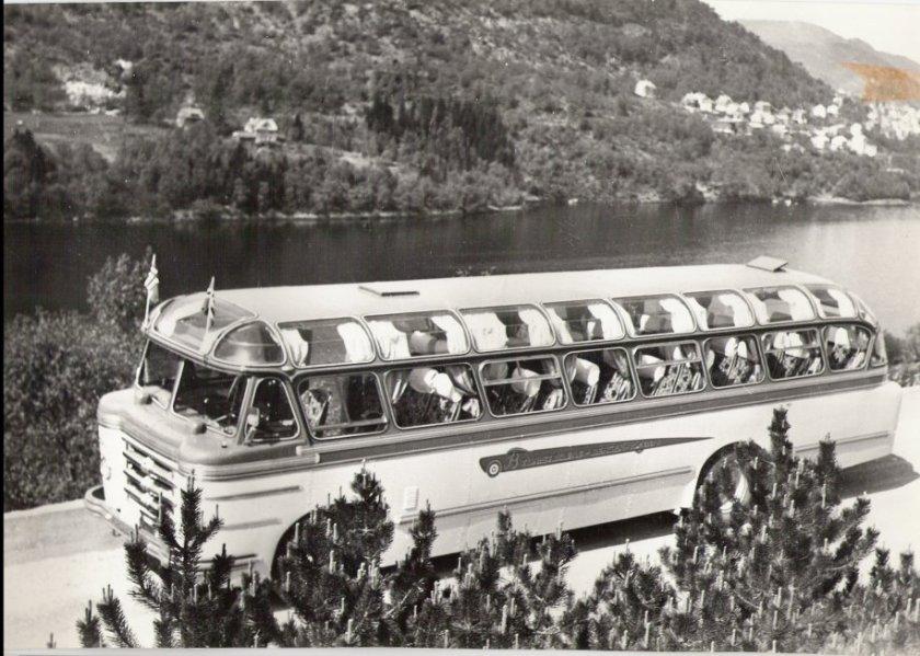 1954 Arna 149 Scania Vabis B62 O-666
