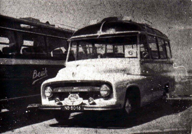 1954 Bruyns 20 Ford König