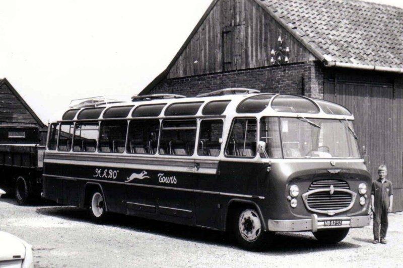 1954 Habo 7 König-Bedford