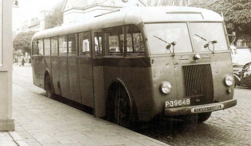 1954 Hägglund & Söner Scania Vabis LTM 459