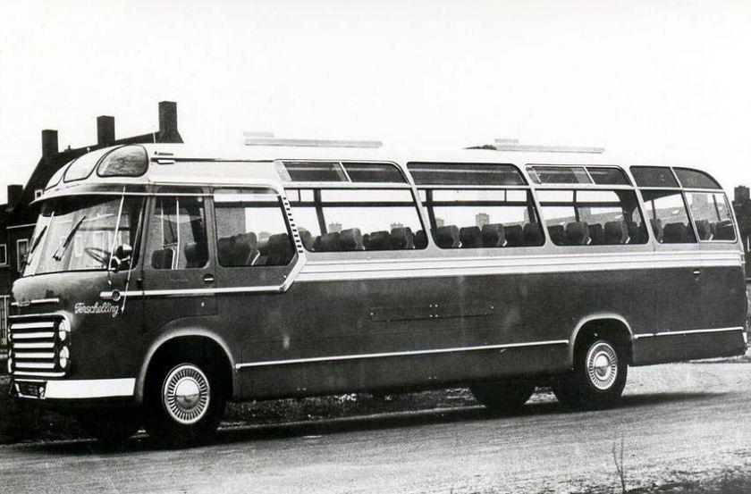 1954 Kromhout Roset Terschelling