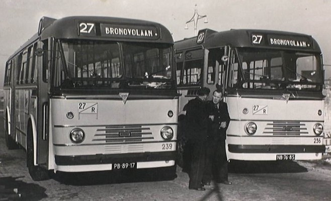 1954 Kromhout TBZ100 carr. Verheul [1954]PB-89-17  Kromhout TBZ100 carr. Verheul NB-76-85