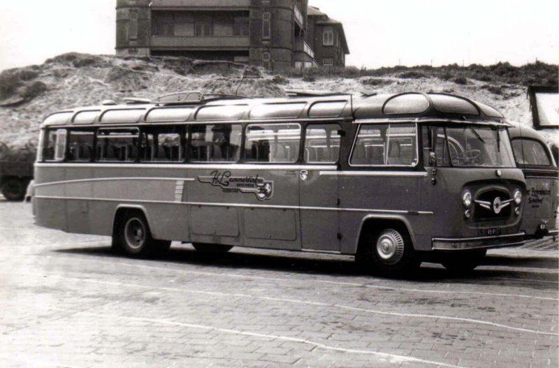 1954 Lammertink 14 König Daf 1