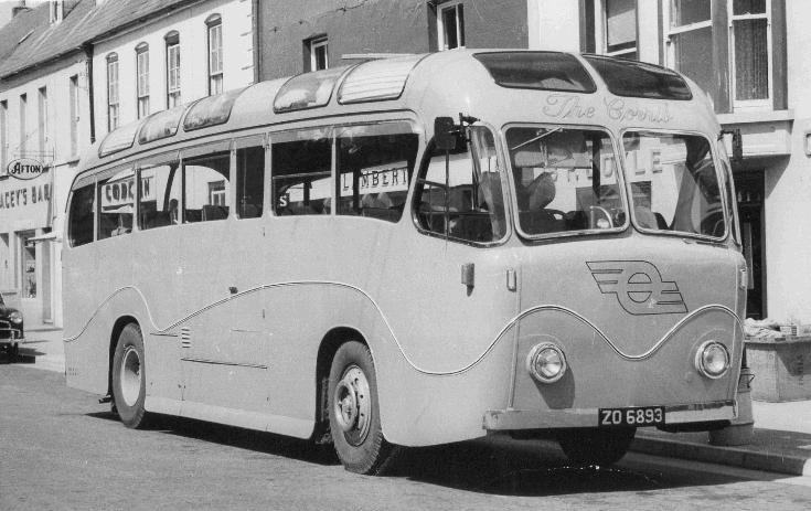 1954 Leyland Ierland