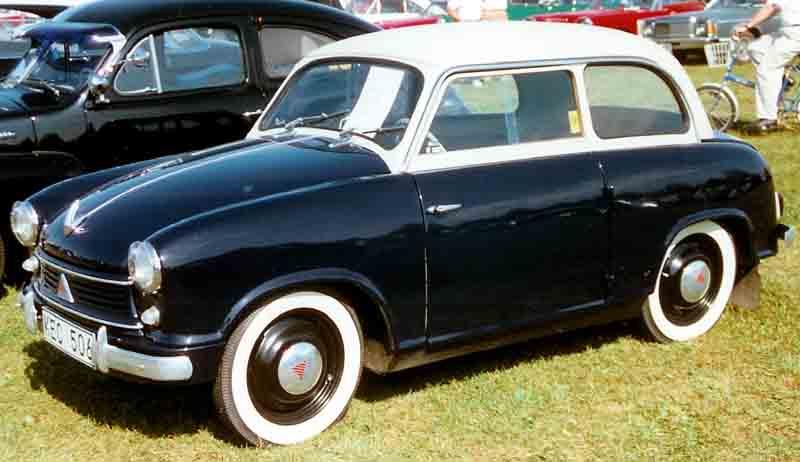 1954 Lloyd LP 400 S