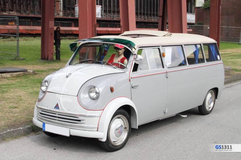 1955-61 Lloyd 600 minibus (2)