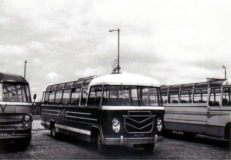 1955 Brouwer 16 DAF König
