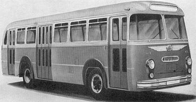 1955 Krauss-Maffei KMS 125 body also