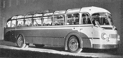 1955 Krauss-Maffeii KMO 160 body Vetter