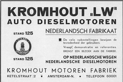 1955 kromhout-advert