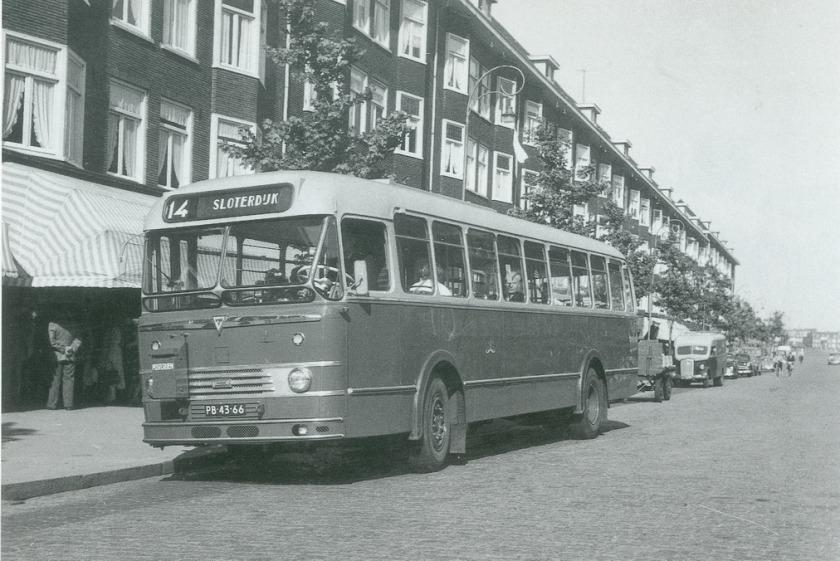 1955 Kromhout, Amsterdam-Noord - Verheul, Waddinxveen