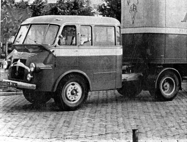 1955 Kromhout Oegema Surhuisterveen