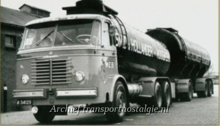 1955 Kromhout Web Hollander