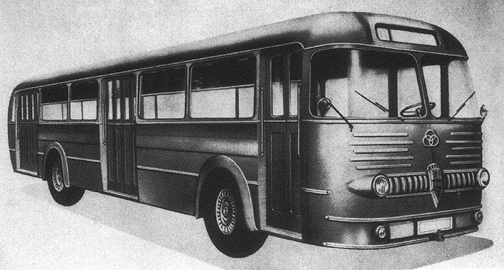 1955 Krupp-NWF O 100 SF 4