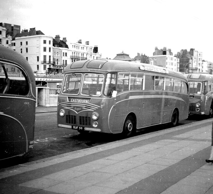 1955 Leyland Beadle 4791