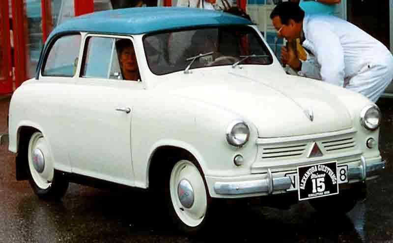 1955 Lloyd LP 400 S