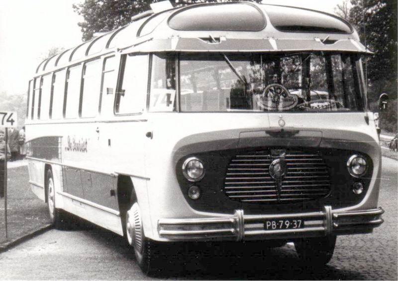 1955 Morkhoven van 9 König-Mercedes Benz 1