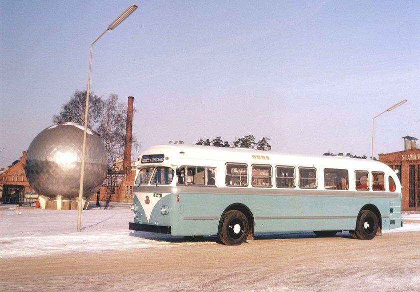 1955 SCANIA-VABIS C 70 CAPITOL