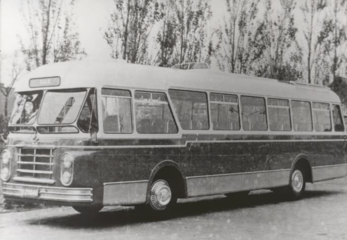 1955 Scania Vabis Den Oudsten Woerden