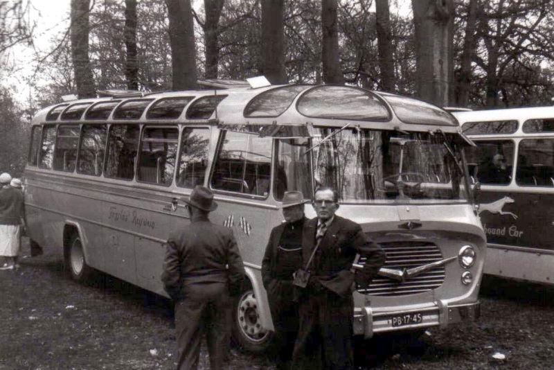 1955 Sijpersma 6 König DAF