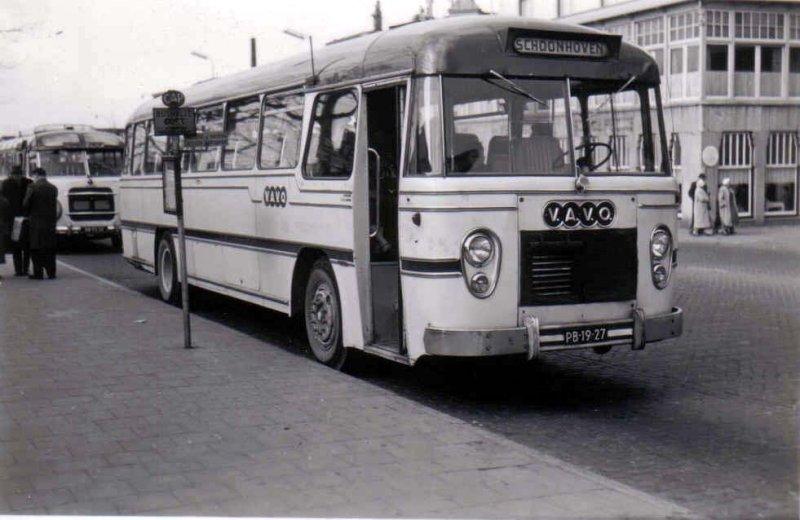 1955 VAVO 32 König Volvo