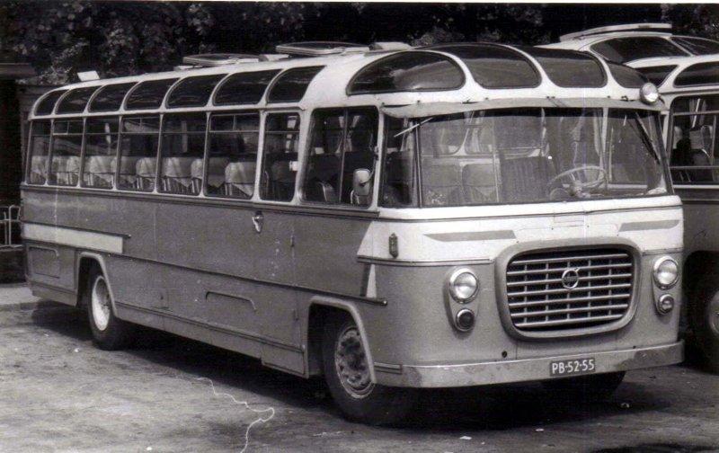1955 Winnemuller 15 König Volvo