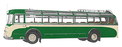 1956 Krauss-Maffei KMO 160 body also