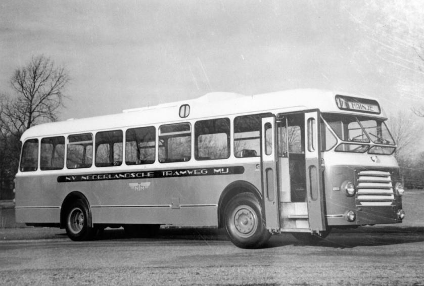 1956 Scania Vabis-Hainje.