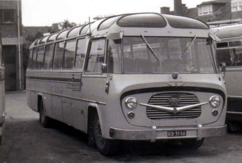 1956 Seegers 16 König Volvo