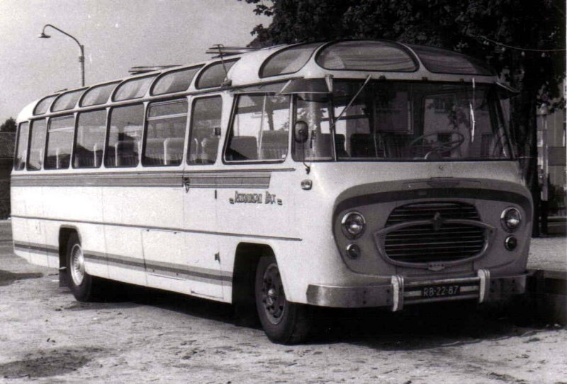 1957 Bax 6 DAF König