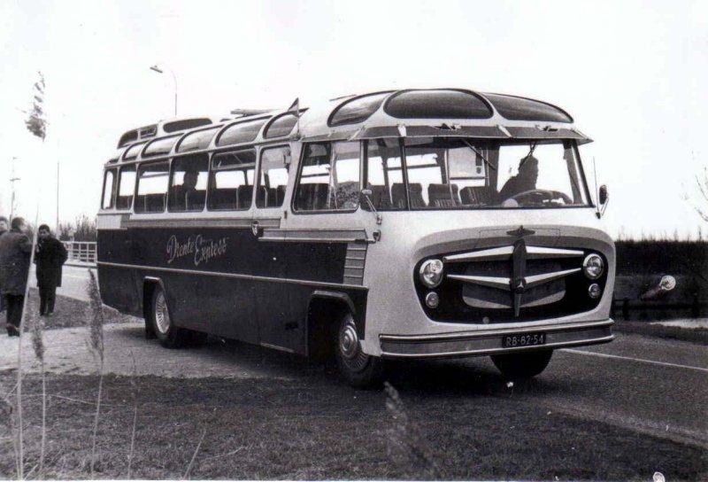 1957 Blok 5 Mercedes Benz König
