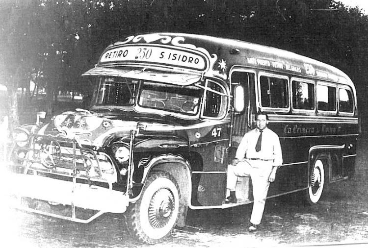 1957 Chevrolet - La Estrella - La Primera de Munro