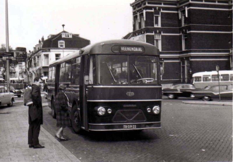 1957 Haas de 49 Kromhout König