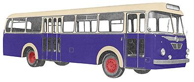 1957 Krauss-Maffei KMS 125 body also