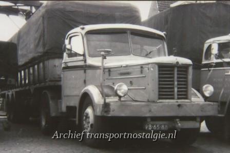 1957 Kromhout Elzo Renkema