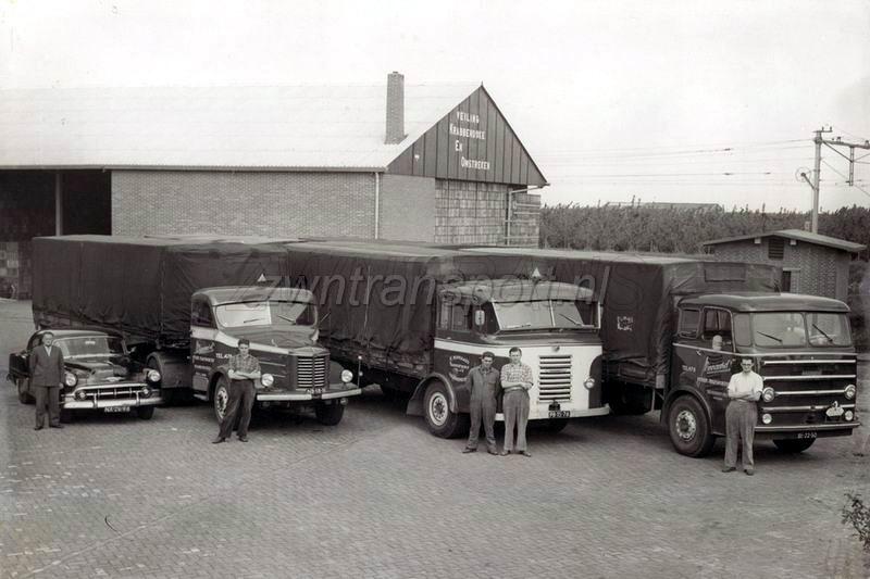 1957 Kromhout overzicht