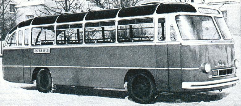 1957 LAZ 695ex