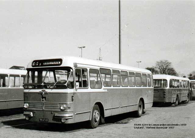 1957 Leyland Verheul Leeuwarden FRAM4258